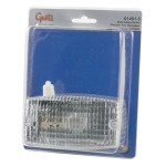 Dome Light with Switch, Clear, Retail Pack