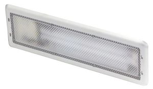 61511 – Recessed Mount 18″ Dome Light, Fluorescent, White