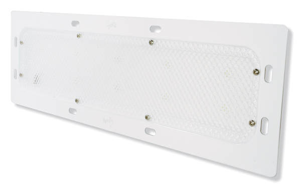 61611 – LED WhiteLight™ Recessed Mount 18″ Dome Light, High Output, 18 Diodes, 1200 Lumens, White