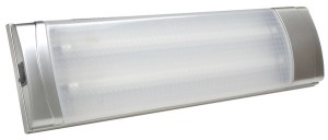 61901 – T5 Fluorescent Tube Dome Light, Clear