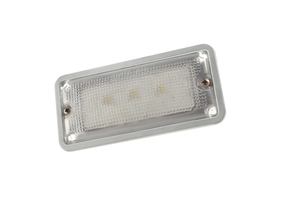 61961 LED WhiteLight Courtesy Flush Mount Interior Light