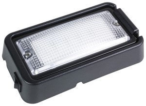 61F30 – LED WhiteLight™ Surface Mount Light, Combination, w/ Surface Mount Bracket, 200 Lumens, 10-32V, Black