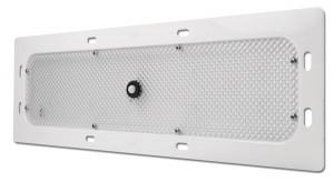 61G21 – LED WhiteLight™ Recessed Mount 18″ Dome Light, High Output, Motion Sensor, 18 Diodes, 1200 Lumens, White