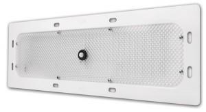 61H91 – LED WhiteLight™ Recessed Mount 18″ Dome Light, Motion Sensor, 6 Diodes, 940 Lumens, White
