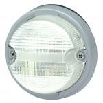 oe style dual system backup light gray bezel clear