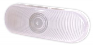 Torsion Mount® III Oval Male-Pin Single-System Backup Light