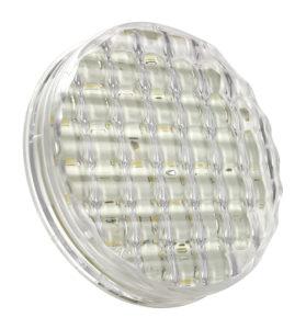 62401 – SuperNova® 4″ Single-System LED Backup Light, Clear