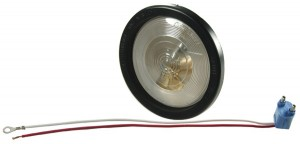 "4"" Economy Single-System Backup Lights"