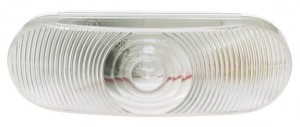 Economy Oval Dual-System Backup Light