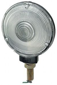 "4"" Zinc Die-Cast Single-Face Light"