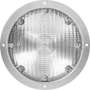 Lampe utilitaire semi-encastrée