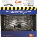 Retail Halogen Rectangular Flood Work Light