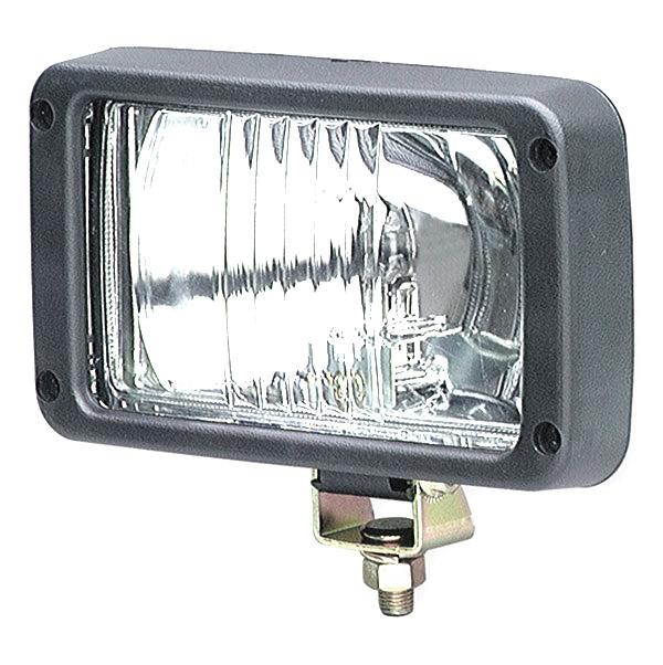 Grote Industries - 63151-5 – Rectangular Halogen Work Light, Flood, Retail Pack