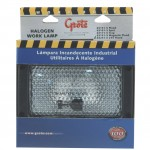 Rectangular 24 Flood Volt Retail Halogen Work Light