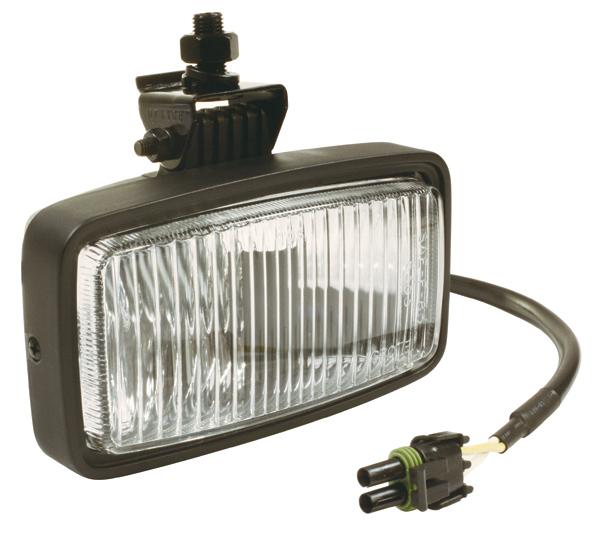 Grote Industries - 63531 – Halogen Fog Light, Black