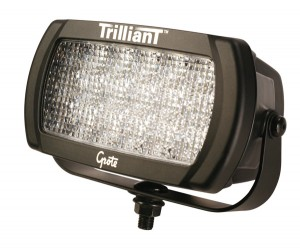 63581 – Trilliant® LED Work Light, 2050 Lumens, Beam Pattern, Flood, 12V-24V