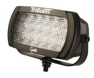 63581 – Trilliant® LED Work Light, 2050 Lumens, Beam Pattern, Flood, 12V-24V