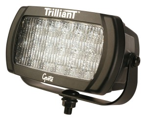 63591 – Trilliant® LED Work Light, 2050 Lumens, Trapezoid, 12V/24V