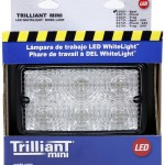 Retail Pack Trilliant® Mini LED WhiteLight™ Spot Work Light