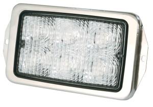 63610 – Trilliant® Mini LED WhiteLight™ Work Light, Flush Mount, 700 Lumens, Flood