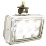 Trilliant® Mini in Per-Lux® Housing, Trilliant® Mini LED WhiteLight™ Work Light, 700 Lumens, Flood