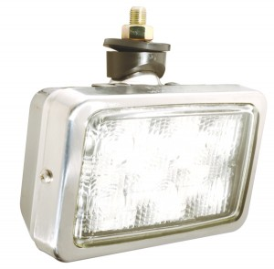 63651 – Trilliant® Mini in Per-Lux® Housing, Trilliant® Mini LED WhiteLight™ Work Light, 700 Lumens, Flood