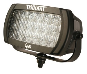 63691 – Trilliant® LED Work Light, 2050 Lumens, Trapezoid, 24V