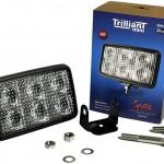 Trilliant® Mini LED Work Lights, Retail Pack.