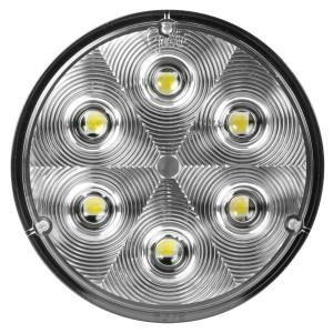 63821 – Trilliant® 36 LED Work Light, TractorPlus™ Pattern, Spade/Screw Terminals