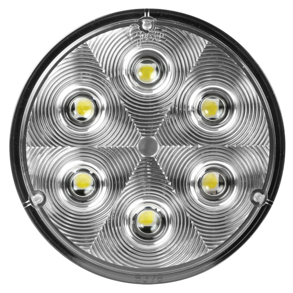 Grote Industries - 63821 – Trilliant® 36 LED Work Light, TractorPlus™ Pattern, Spade/Screw Terminals