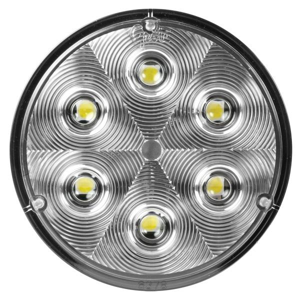 63821 – Trilliant® 36 LED Work Light, TractorPlus™ Pattern, Spade/Screw Terminals