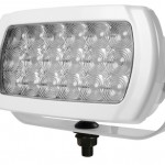 White Trilliant® LED Beam Pattern Work Light