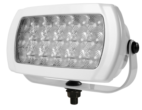 Grote Industries - 63901 – Trilliant® LED Work Light, 1300 Lumens, Beam Pattern, Spot, 12/24V