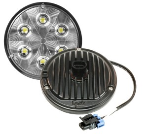 63971 – Trilliant® 36 LED Work Light, Hard Shell SuperSeal, TractorPlus™ Pattern