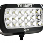 Trilliant® LED Work Light With Reflector.