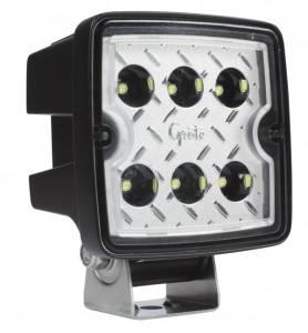 63F51 – Trilliant® Cube 2.0 LED Work Light, 3000 Lumen, 24V, Wide Flood