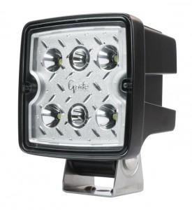 63F61 – Trilliant® Cube 2.0 LED Work Light, 3000 Lumen, Flood