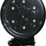 Trilliant® 36 LED Work Flood White Light With Integrated Bracket.