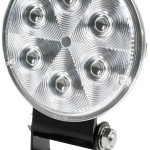 Trilliant® 36 LED Work White Light With Integrated Bracket.