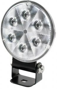 63H11 – Trilliant® 36 LED Work Light, TractorPlus™ Pattern, w/ Integrated Bracket, Deutsch Connector