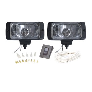 Mini Halogen Fog and Driving Light Kit