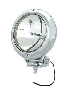 64111 – Par 36 Utility Light, Steel Spot, Surveillance Light