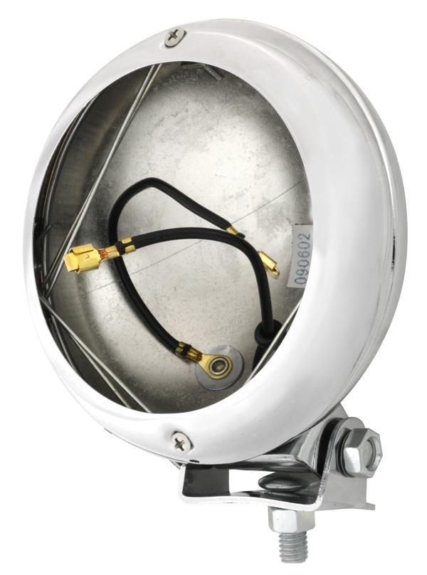 Grote Industries - 64120 – Par 36 Utility Light, Steel Spot, Surveillance Light, Housing only