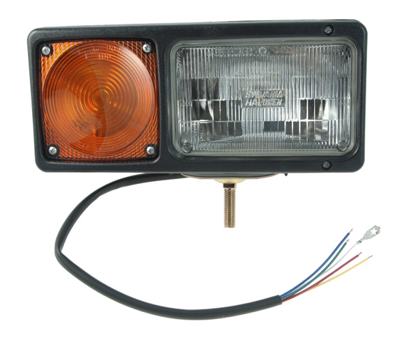 Grote Industries - 64251 – Per-Lux® Snowplow Light, Sealed Beam, RH