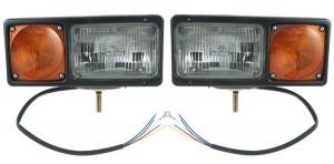 64261-4 – Per-Lux® Snowplow Light, Sealed Beam, Pair Pack