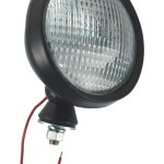 Incandescent Par 46 Utility Tractor Steel Light