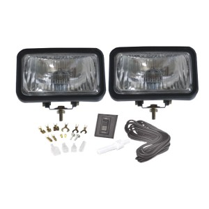 64401-5 – Sport & Utility Light Kit, Driving Kit, Clear, Retail Pack