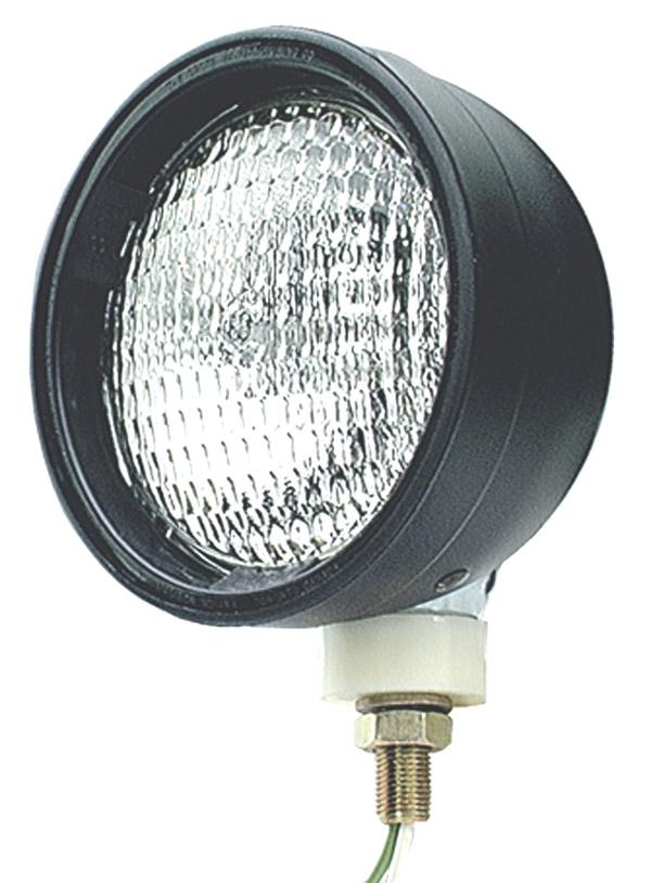 64411 – Par 36 Utility Lamp, Plastic Halogen Work Lamp