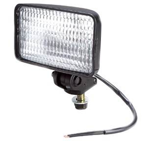 64611 – Composite Work Light, Top Mount, Flood