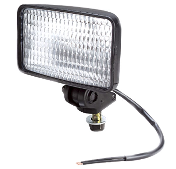 Grote Industries - 64611 – Composite Work Light, Top Mount, Flood